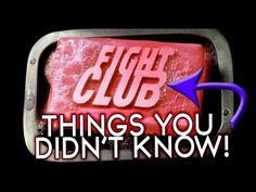 """Lucruri pe care poate nu le stiati despre """"Fight Club"""""""