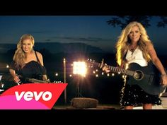 Maddie & Tae - Girl In A Country Song - not many modern country songs sound this fresh and fun!