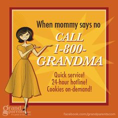 You better know it!   Call me bubba or moo when u need grammy
