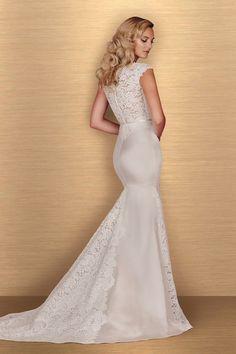 Paloma Blanca Wedding Dress Style 4663