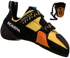 Booster S Rock Shoes: Flexible and sensitive, like any good climbing partner. The Booster S Shoes excel on technical sport routes and boulder problems. A ⅓-length rubber sole creates a flexibl Cute Hiking Outfit, Summer Hiking Outfit, Hiking Outfits, Climbing Outfits, Rock Climbing Shoes, Climbing Pants, Indoor Climbing, Casual Heels, Gatos