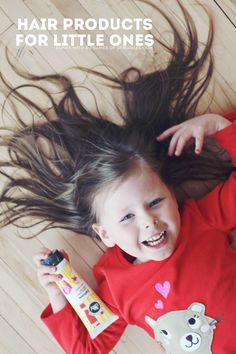 Teach your kids to lather, rinse and repeat with any product from the SoCozy line, sold at your local Target. @chelsea_thom's little one wants you to try it too! http://www.sunnywithachanceofsprinkles.com/2015/03/the-cure-to-our-hairy-situation.html