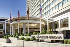 Hotel Review - Lancaster London, England