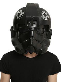 Star Wars Tie Fighter Deluxe Helmet,