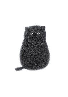 """Симпатичные и веселые иллюстрации из серии """"Пушистые вещи"""" (""""Furry Things"""")  по Kamwei Фонг ака Bo & Friends.  Bo & Друзья - иллюстративный арт-проект, который был запущен Kamwei Фонг в 2010 году. В нем милые рисунки и скульптуры различных животных персонажей, цель проекта заключается в поощрении людей быть более оптимистичными в отношении к повседневной жизни."""