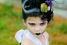 Halloween Costume Bride of Frankenstein  Tutu Dress on Etsy, $99.95