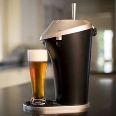 Get fresh, draft taste from any store-bought beer!