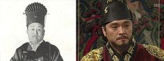 고종왕 King Gojong as featured in the drama JeJoongWon (제중원) @ KoreanHistoricalDramas.com