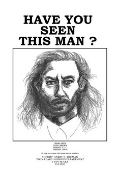 Have you seen this man? WITH ERINS FACE LOL