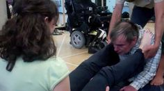 Yoga for the Disabled with Sarah Daniels