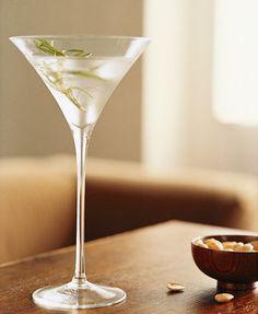rosemary martini