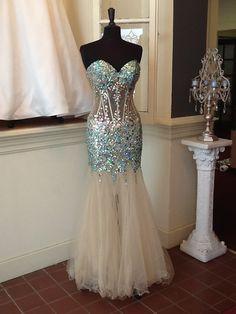 Newest in store prom dresses for 2014! https://www.facebook.comMaidenVoyageBridal?ref=hl #promdress #stlouisprom