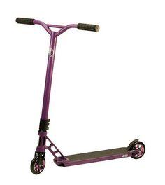 AO Delta Complete Scooter Purple 2015