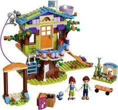 41335 - Mia's Tree House - LEGO Friends - #lego #legofriends #sets #new #2018