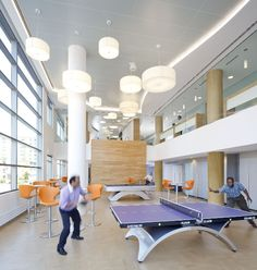 Image on Work Design: Interiors, Architecture, and Employee Engagement  http://workdesign.co/2013/07/unither/