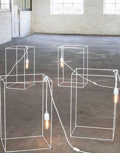 Metal floor lamp Floor lamp by Serax