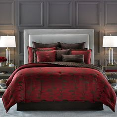 Candice Olson Cascade Comforter Set #Bedding