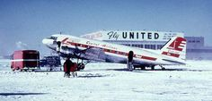 Chicago Midway Airport - Capital Airlines - DC-3 by twa1049g on Flickr.