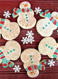 291 Best Snowman Cookies Images In 2019 Snowman Cookies Cookies