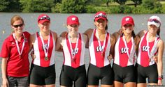 Wisconsin lightweight four, 2012 national champions!