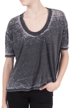@Chaser Brand Boxy Tee $60.00 #tees #burnouttee #giftideas #giftsunder100 #giftsforher
