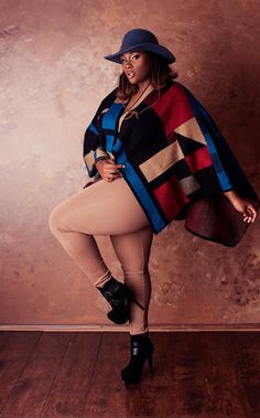 Plus Size Fashion for Women - A Thick Girl's Closet: Pop Up Plus NY Fall Styles