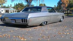1970 impala lowrider