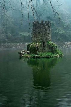 Saw this on Facebook Horrific Finds.... Ruins of a Celtic Castle... Too cool.