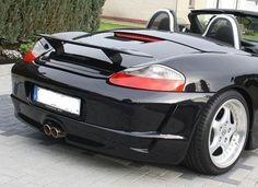 Spoiler alettone deflettore posteriore per Porsche Boxster 986
