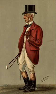 Fox Wearing Hunting Jacket | What is the well-dressed man wearing today?