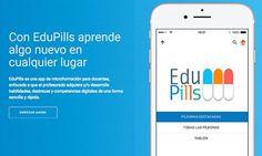 EduPills, la app del INTEF para formar al profesorado con píldoras de información