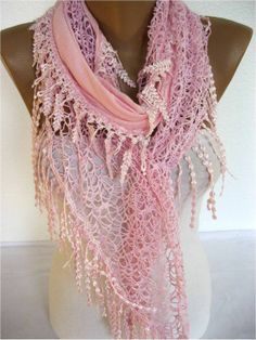 Trend Scarf Fashion Scarf  ShawlsScarvesGift by SmyrnaShop on Etsy,