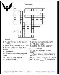 Printable adult puzzle for free crossword