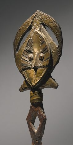 Kota Reliquary Figure, Gabon   lot   Sotheby's