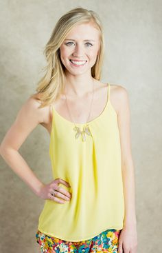 Ray Of Sunshine Top - Shop Lizard Thicket