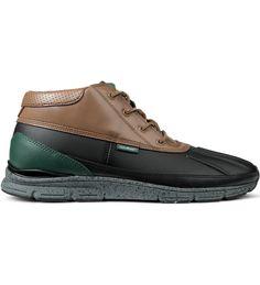 Dark Vege/Black Guadici Lite Shoes