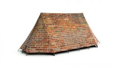 brick tent