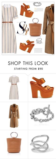"""""""Untitled #1349"""" by christinacastro830 ❤ liked on Polyvore featuring Altuzarra, STELLA McCARTNEY, Chicwish, Simon Miller and Jennifer Fisher"""