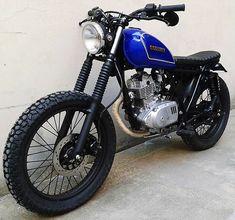 #2 Suzuki GN125