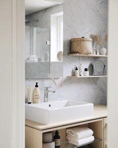 Home Remodel Fixer Upper Diy Bathroom, Laundry In Bathroom, Interior, Trendy Bathroom, Beige Interior, Home Remodeling, Bathroom Decor, Cozy Interior, Bathroom Inspiration