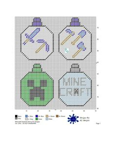 Plastic Canvas Ornaments, Plastic Canvas Christmas, Plastic Canvas Crafts, Plastic Canvas Patterns, Beading Patterns, Crochet Patterns, Craft Gifts, Cross Stitch Embroidery, Arts And Crafts