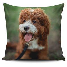 Faithful Friend Pillow Cover - Pillow Cover