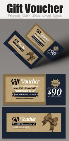 Multi Use Business Gift Voucher Template PSD | Buy and Download: http://graphicriver.net/item/multi-use-business-gift-voucher/9588184?WT.oss_phrase=&WT.oss_rank=11&WT.z_author=designhub719&WT.ac=search_thumb&ref=ksioks