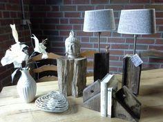 Exclusive Wohndeko aus Altholz gibt es bei woodforliving!