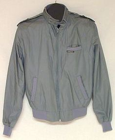 Members Only Jacket  Chances are, if you were into 80s fashion, you had a Members Only Jacket. These jackets were very popular in the 80s. They were first introduced in 1981 and came in a variety of colors.