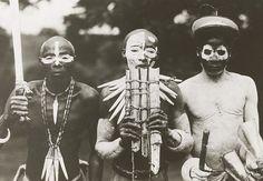Danseurs Manguissa [1919/1939] Afrique ; Cameroun.