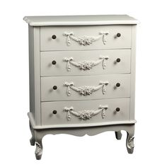 Toulouse White Drawer Chest Dunelm New House Pinterest - Toulouse bedroom furniture white