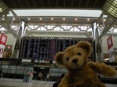 Duffy was in Narita