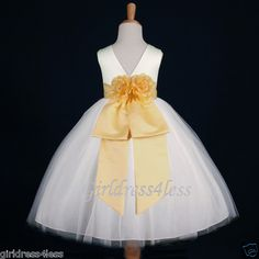 very cute for the flower girls