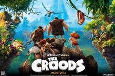 The Croods:  Using the cartoon to review early humans/hominds